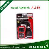 Al 319 первоначально уточнения читателя Кодего OBD II/Eobd следующего поколени Autel Autolink Al319 он-лайн