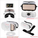 Vidrios video máximos del receptor de cabeza 3D de Vr de la realidad virtual para Smartphone