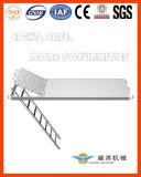 Plataforma de trabalho do Sistema-Alumínio do andaime da fachada com escada (FAS-AP)