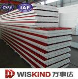 Comitato di parete a prova di fuoco del pannello a sandwich del materiale da costruzione della Cina
