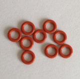 Silikon-O-Ring mit Hochtemperaturbeständigem