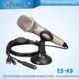 Rede de Computador K Música Microfone USB