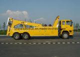 Camion de bonne qualité de dépanneuse de route d'approvisionnement professionnel de Sinotruk 6*4 4*2 8*4