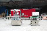 Alta máquina que capsula automática de la máquina de rellenar de la salsa de tomate de Effeciency
