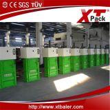 종이 같이 작은 낭비 압축을%s 사용되는 중국 Xtpack 포장기 기계