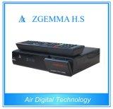 Hoge cpu Linux OS Enigma2 dvb-S2 Satellite Receiver Zgemma H.S met Free 8GB BR Card