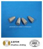 Концы инструмента карбида вольфрама, мундштуки резака карбида вольфрама, концы кнопки карбида вольфрама
