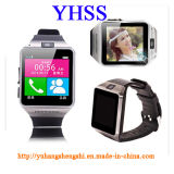 Ce RoHS Automatic Suunto Bluetooth Wristwatch de Yhss Sport Digital Smart Q7s Gv08 GM08 Gt08 Gu08 avec la carte SIM Phone