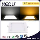 Alto indicatore luminoso di comitato quadrato di lumen LED SMD 2835