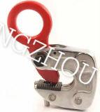 braçadeiras de levantamento horizontais da placa 2ton de aço