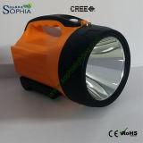 Verkaufsschlager 2016 neues CREE LED grelles Licht, Selbstverteidigung-Recherche-Licht mit Schulter-Band