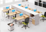 Qualität u. Large Size Staff Workstation in Office Partition (SZ-WSL308)