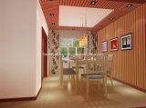 Panneau de plafond compétitif de PVC de Pice de panneau de mur 2016 intérieur