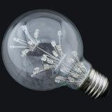 Fuente directa de la fábrica que amortigua el bulbo del fuego artificial de E26 LED