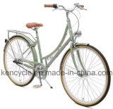 700c bici urbana della città delle 3 signore di velocità di nesso del freno di sottobicchiere della signora City Bike Vintage Bike inter