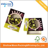 Cookies personalizado Packaging Box com Window (QYZ084)