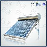 Механотронный негерметизированный тип солнечный подогреватель воды