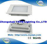 Yaye 2016 Hot Sell 600*600mm 30Wiste 36W /40W/42With 48W /60W /72W LED Panel Light met 2/3 Years Warranty