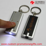 Form Keychain Promotion Gift Custom Plastic Keychain mit Light