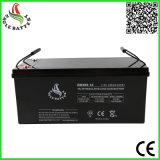 12V 200ah VRLA bateria de ácido-chumbo selada para sistema de energia solar