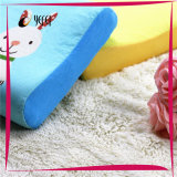 Latex-Speicher-Schaumgummi-Bett-Karosserien-Arbeitsweg-Kissen der Wellen-Form-Kinder