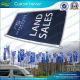 Рекламирующ флаг улицы полиэфира качества крупноразмерный (J-NF01F03040)