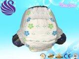Quan Zhouの柔らかい表面の低価格の卸売の赤ん坊のおむつの工場