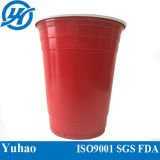 Plástico por atacado PP/vermelho do picosegundo copo