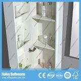 Muebles del cuarto de baño del estilo del nuevo alto de lustre del interruptor del tacto del LED nuevos de la pintura del baño de la cabina diseño moderno de la unidad (BF128M)