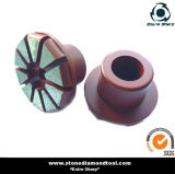 Bar Segmented Grinding Plug for Terrazzo and Concrete