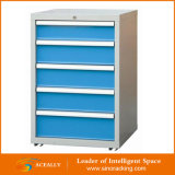 Cabinas baratas azules de la caja de herramientas