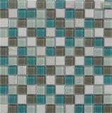 Mosaico del vidrio cristalino para el proyecto de la decoración del hotel