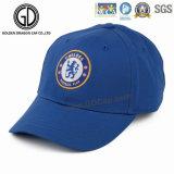 El hombre de la manera se divierte la gorra de béisbol del sombrero con insignia tejida aduana del bordado de la divisa