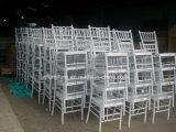 Silla del banquete de la boda de la alta calidad