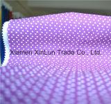 Tissu Chiffon tissé de polyester coloré d'impression pour la robe/chemise