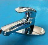 Chromed Single Handle Basin Faucet