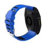 K6スマートな腕時計1.54インチIPS HD LCD 240*240ピクセル