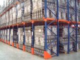 높은 Efficiency 및 Manpower Saving Shuttle Pallet Rack