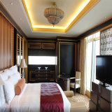現代普及したホテルの寝室の家具セット