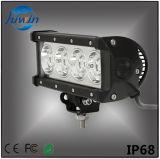 Yourparts 40W 3400lm lámpara del coche de la inundación de 7.3 pulgadas (YP-8101)