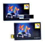 Heißer Selling Kreditkarte USB Flash Drive mit Customized Full Color Printing