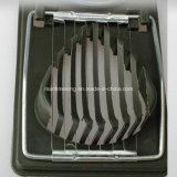 2 в 1 многофункциональном инструменте кухни прессформы резца Sectioner Slicer яичка