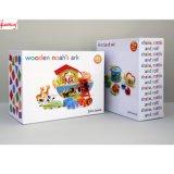 Fabrik-kundenspezifischer faltbarer dekorativer gewölbter Papiergroßhandelskasten für Baby-Spielzeug