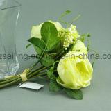 Цветок большого декоративного королевского букета Rose искусственний (SF12508)
