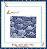 Tissu de filtre multifilament en polyéthylène anti-alkali