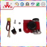 Color rosso Auto Air Horn per Electricmobile