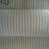 Tela teñida hilado tejida 100% del popelín de algodón para Shirting/la alineada Rls50-3po