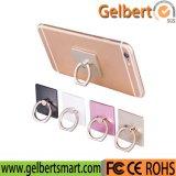 Universal suporte do telefone do anel de dedo do metal de 360 graus