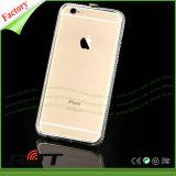 Luxuxrhinestone-Feld iPhone 6/6s rückseitiger Deckel-Fall (RJT-A058)
