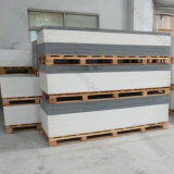 建築材料の壁パネルシートの固体表面シート